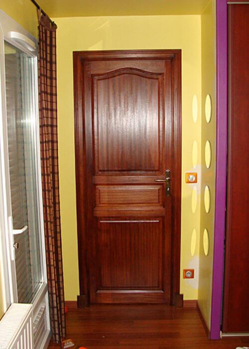 Porte-intérieur